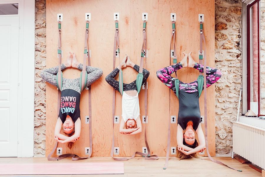 cours de yoga débutant, yoga en ligne, yoga en famille